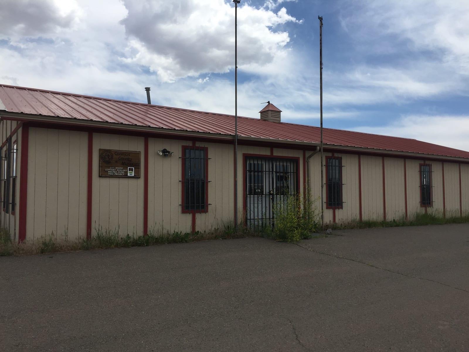 Antonito Colorado County Museum.