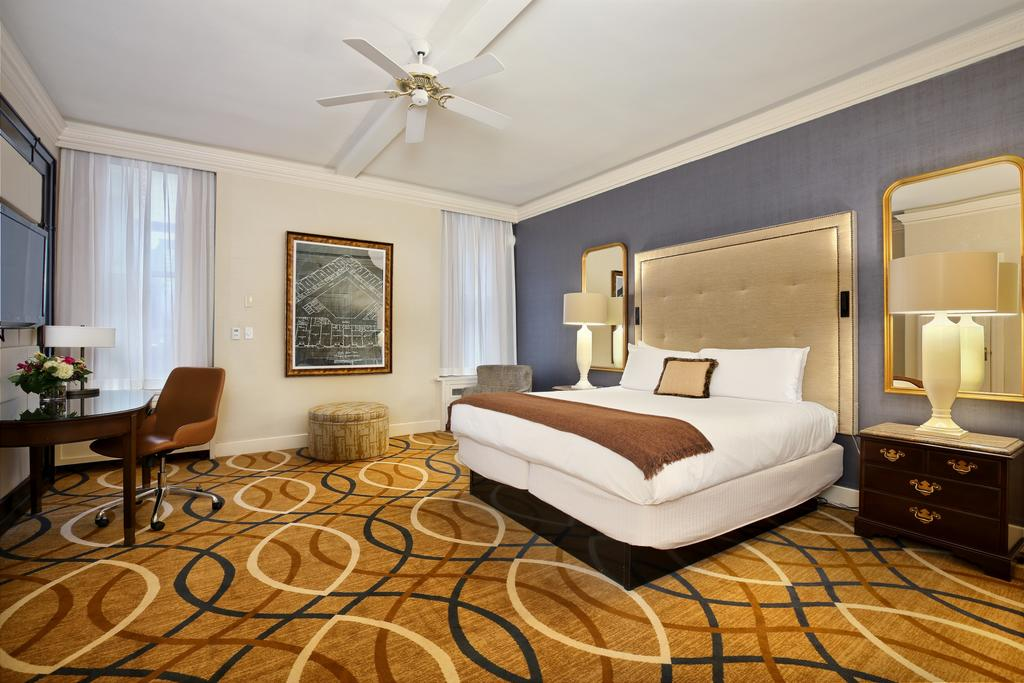 Brown Palace Hotel Room Denver CO Luxury Hotels