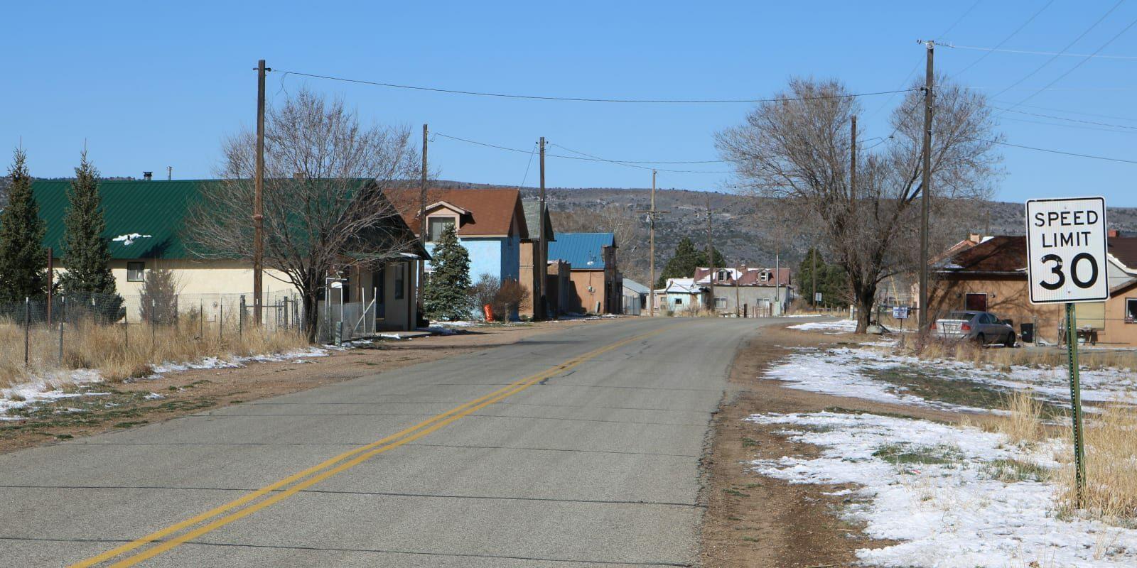 Chama Colorado County Road L.7