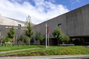 Clyfford Still Museum Denver CO Exterior