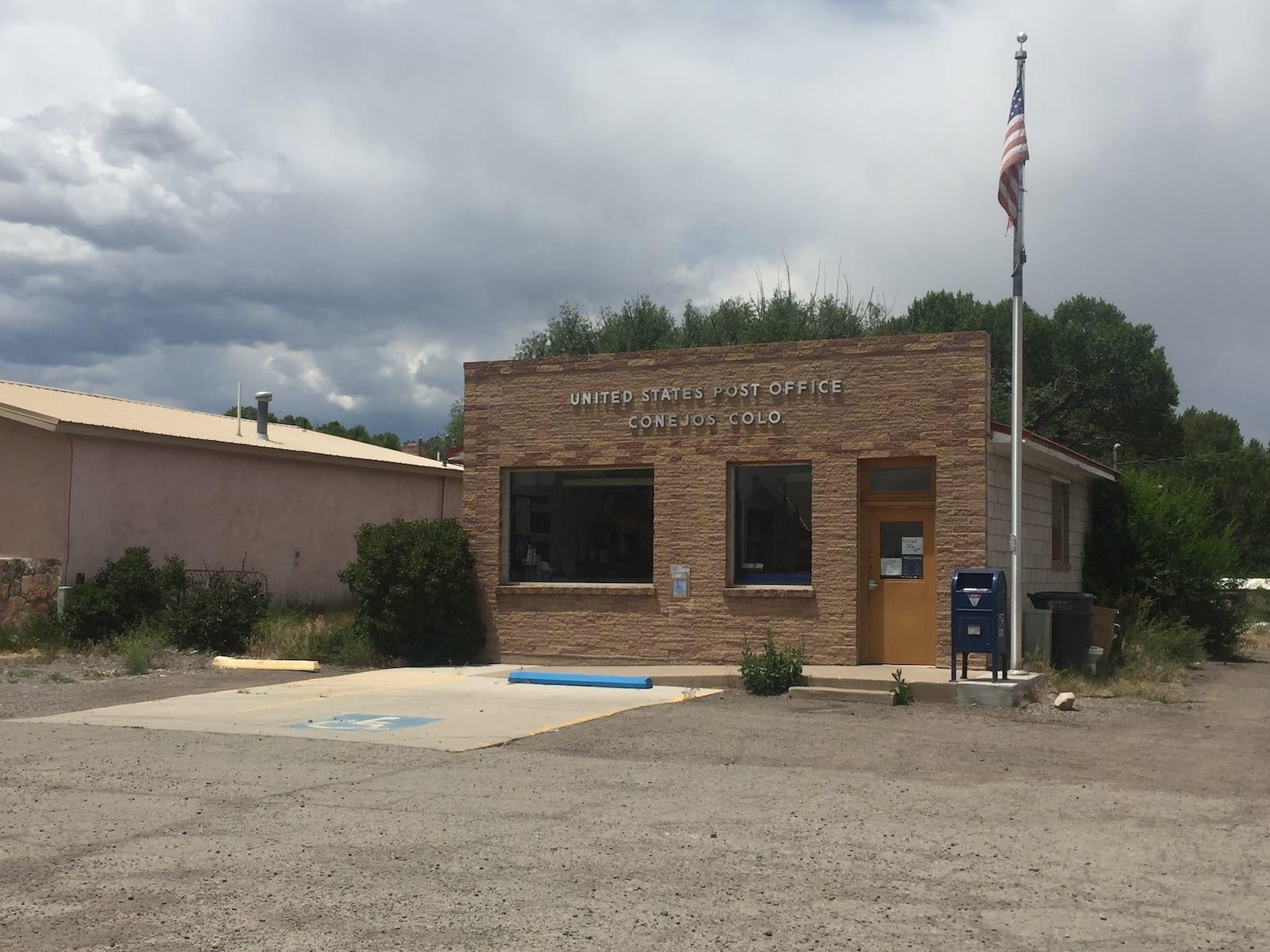 Conejos Colorado Post Office