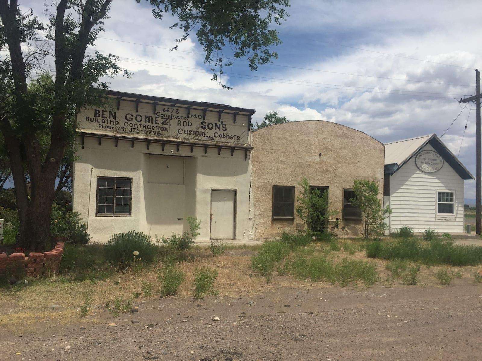 Conejos Colorado Historic Buildings