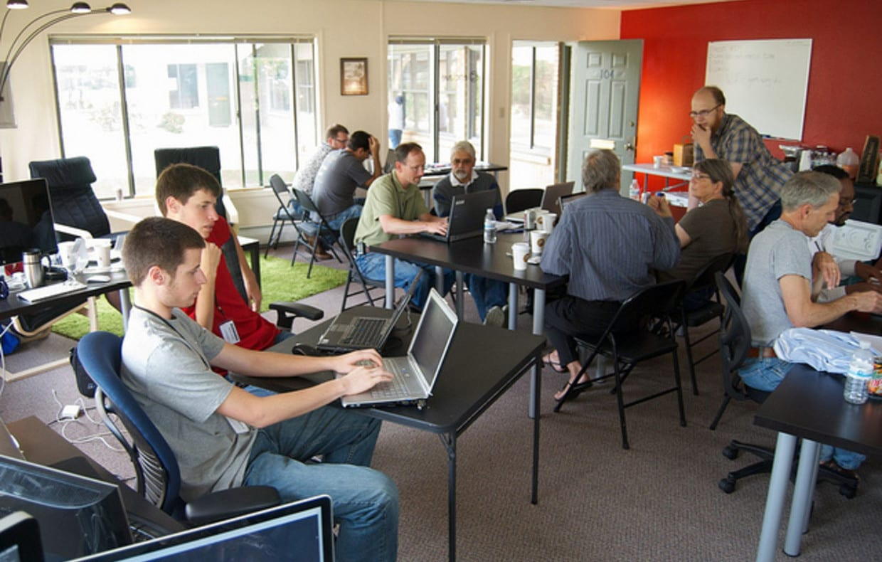 Coworking Space Colorado Springs The Enclave