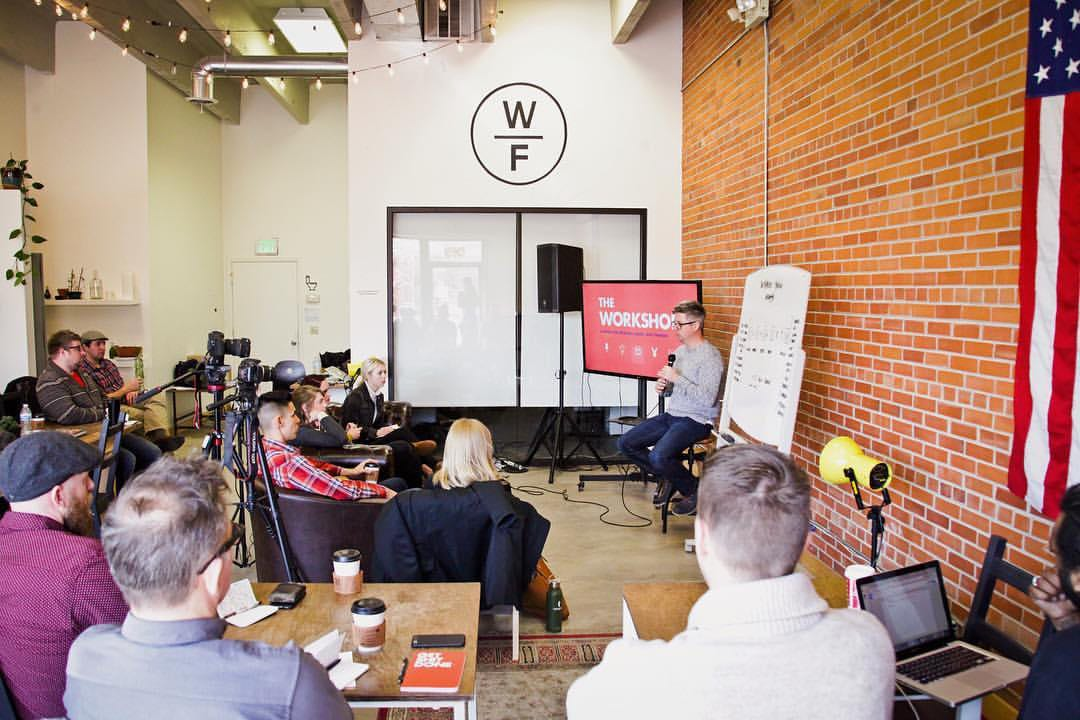 Coworking Space Colorado Springs Welcome Fellow Conference