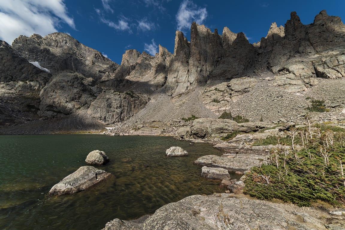 Estes Park Day Hike Sky Pond Glacier Gorge Rocky Mountain National Park