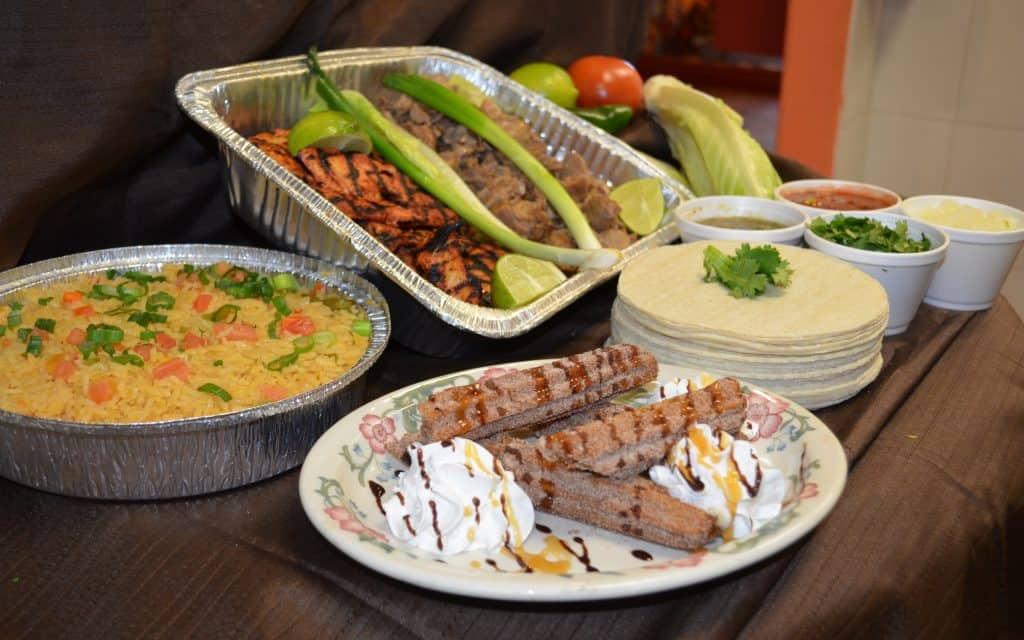 Fiesta Mexicana Catering Food Woodland Park Restaurant