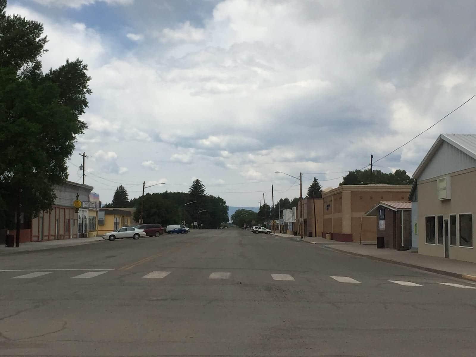 La Jara Colorado Downtown