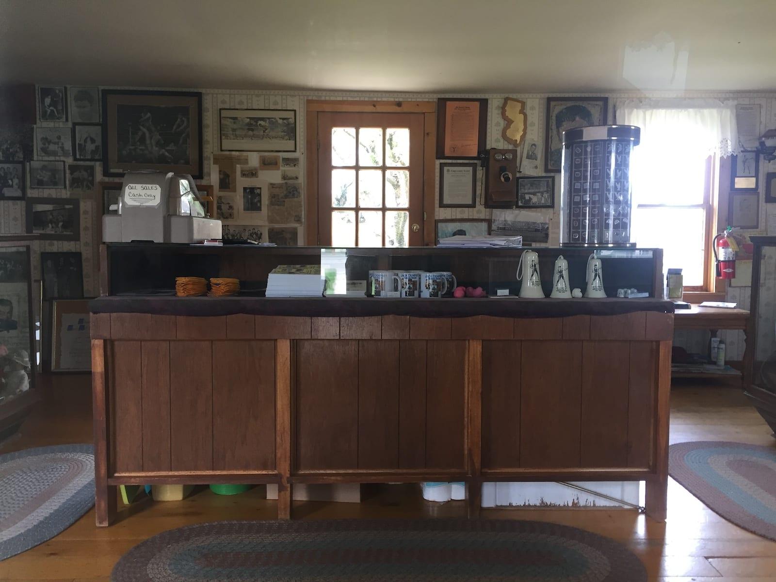 Manassa Colorado Jack Dempsey Museum Interior