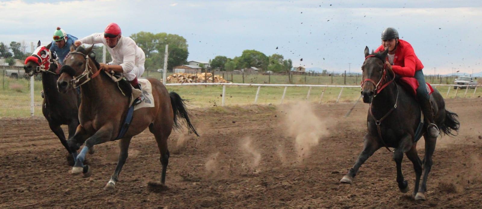 Manassa Pioneer Days Horse Racing