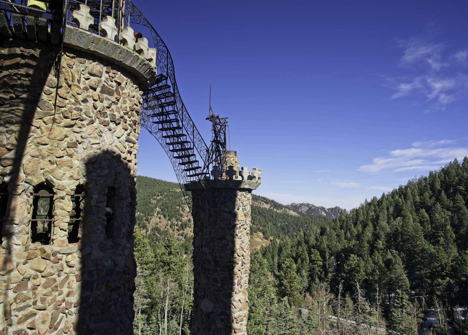 Bishop Castle near Rye CO