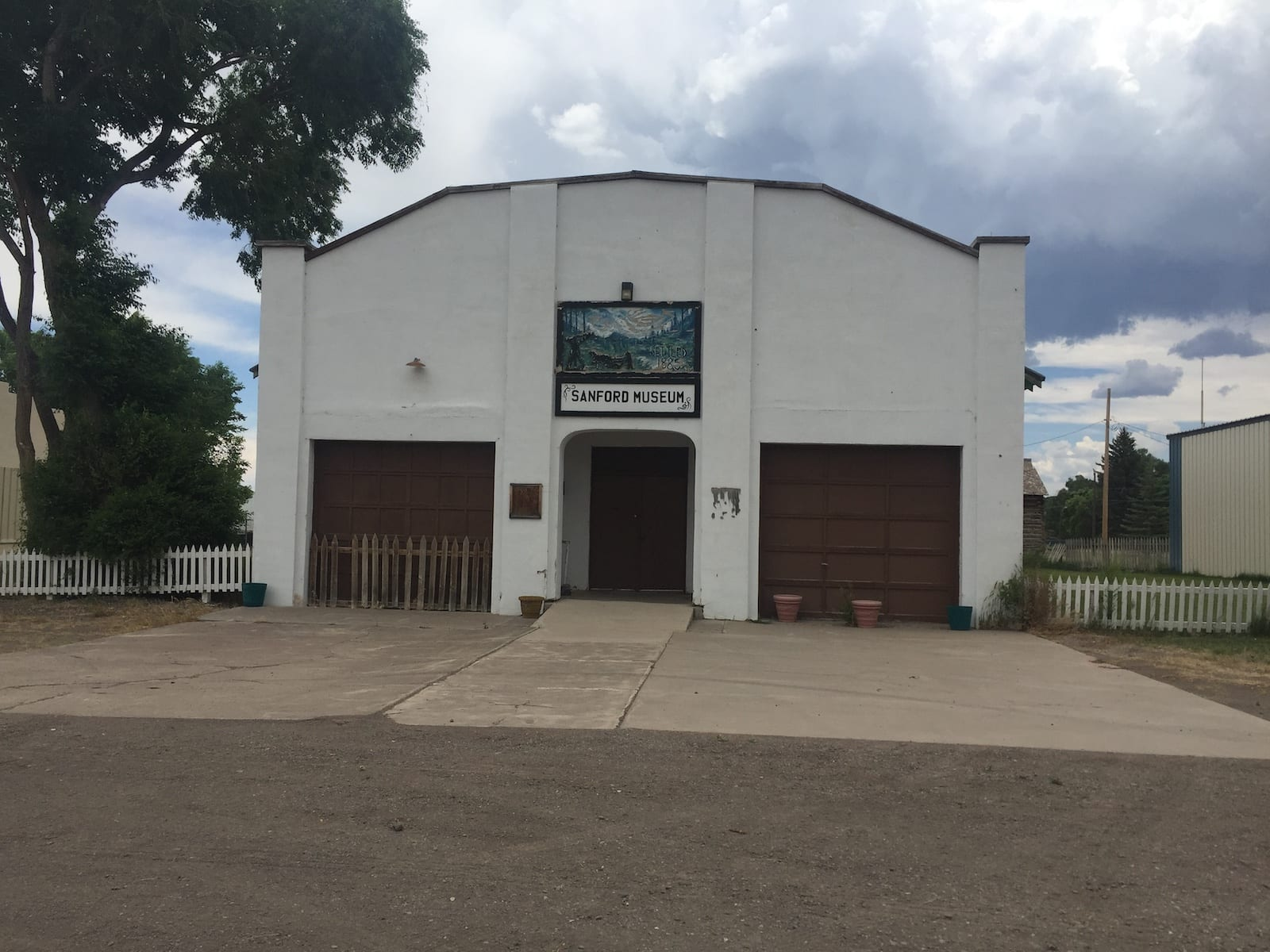 Sanford Colorado Museum