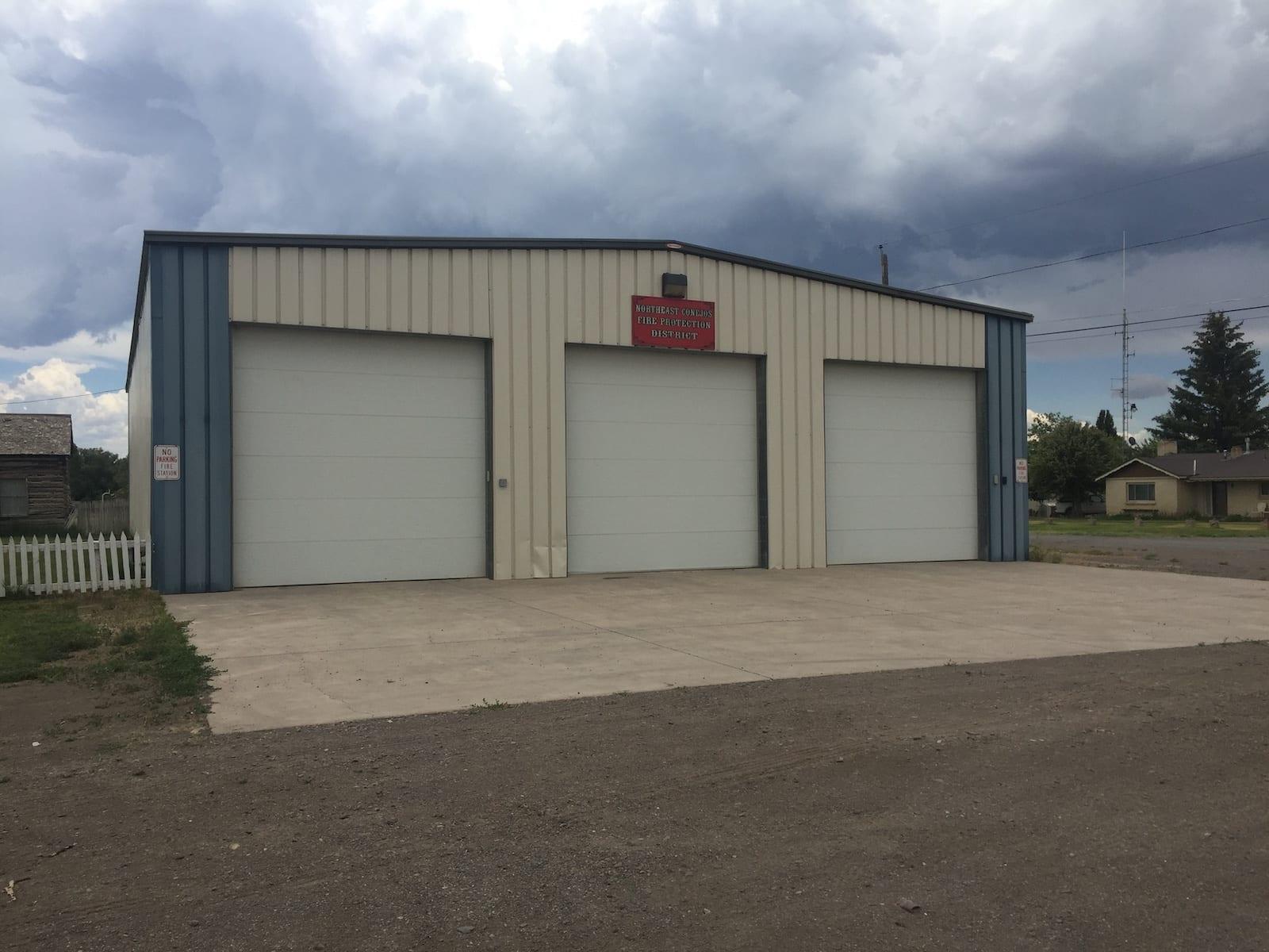 Sanford Colorado Northeast Conejos Fire Protection District