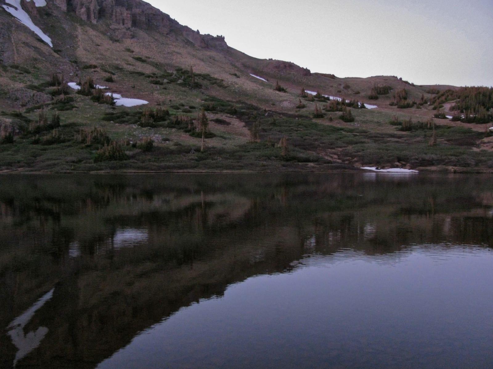 South San Juan Wilderness Twin Lake