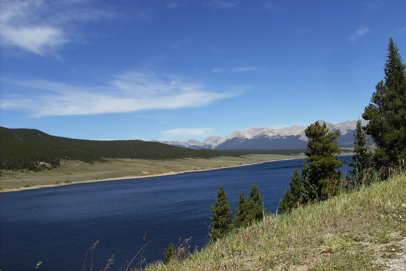 Taylor Park Reservoir Almont CO