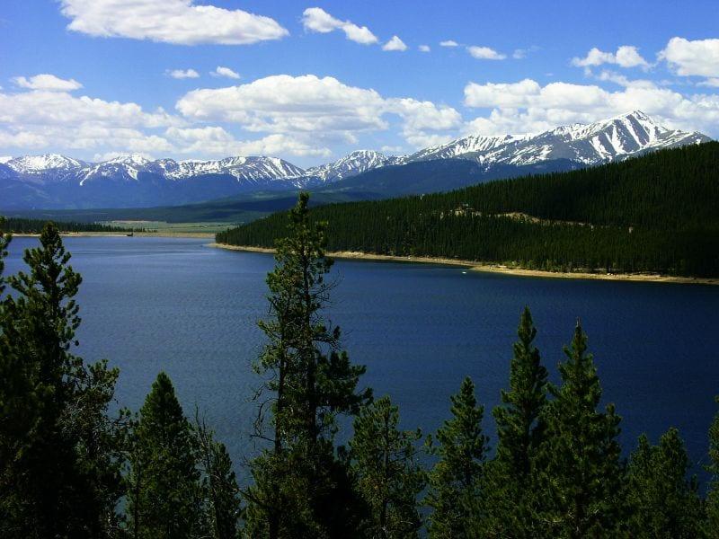 Turquoise Lake Leadville CO