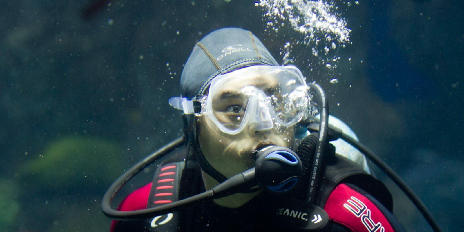 Colorado Watersports Scuba Diving Downtown Aquarium Denver