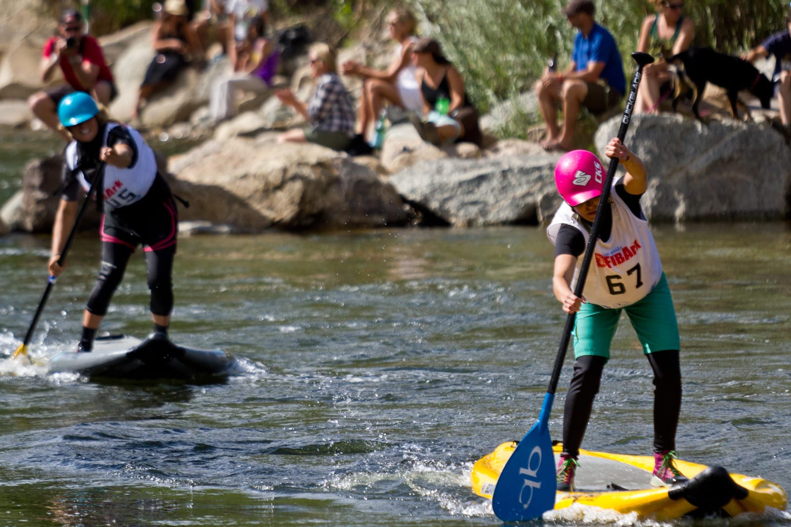 Colorado Watersports Stand Up Paddle Boarding Salida
