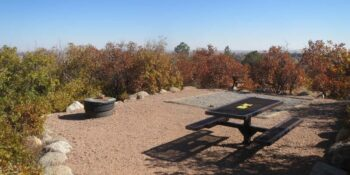 Tent Camping Colorado Springs Cheyenne Mountain State Park