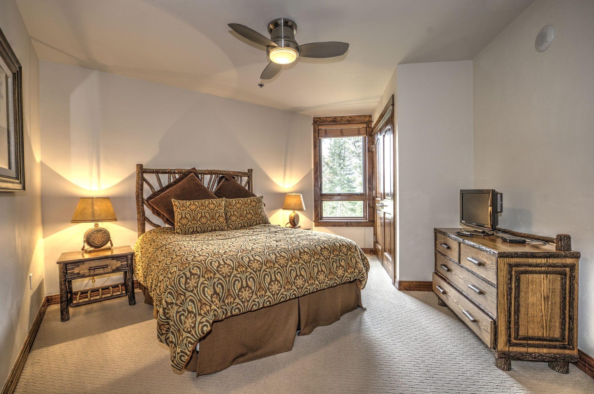Room at BlueSky Breckenridge.