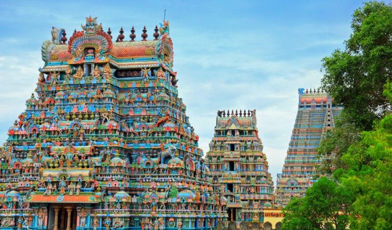 image of Chennai Temple