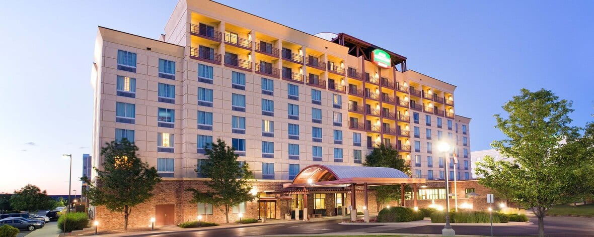 image of Courtyard Marriott near Denver Airport