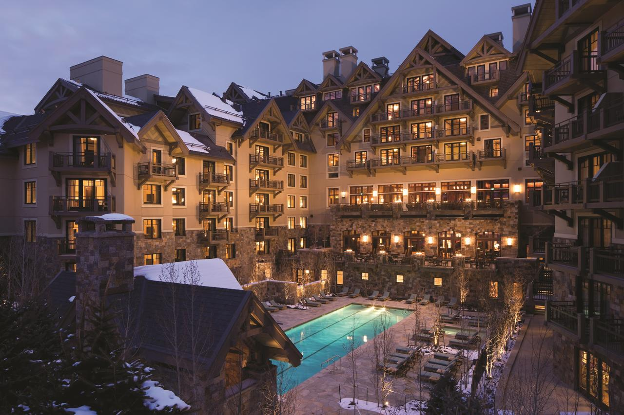 Four Seasons Resort and Residences Vail.