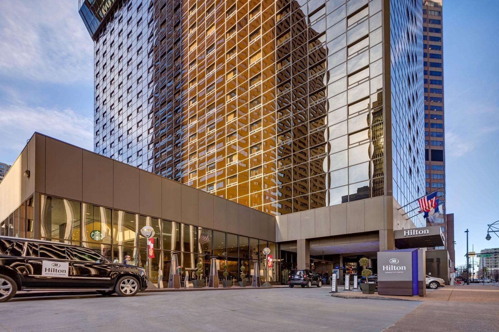 Hilton Denver City Center.