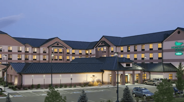 Image of homewood suites Denver Airport