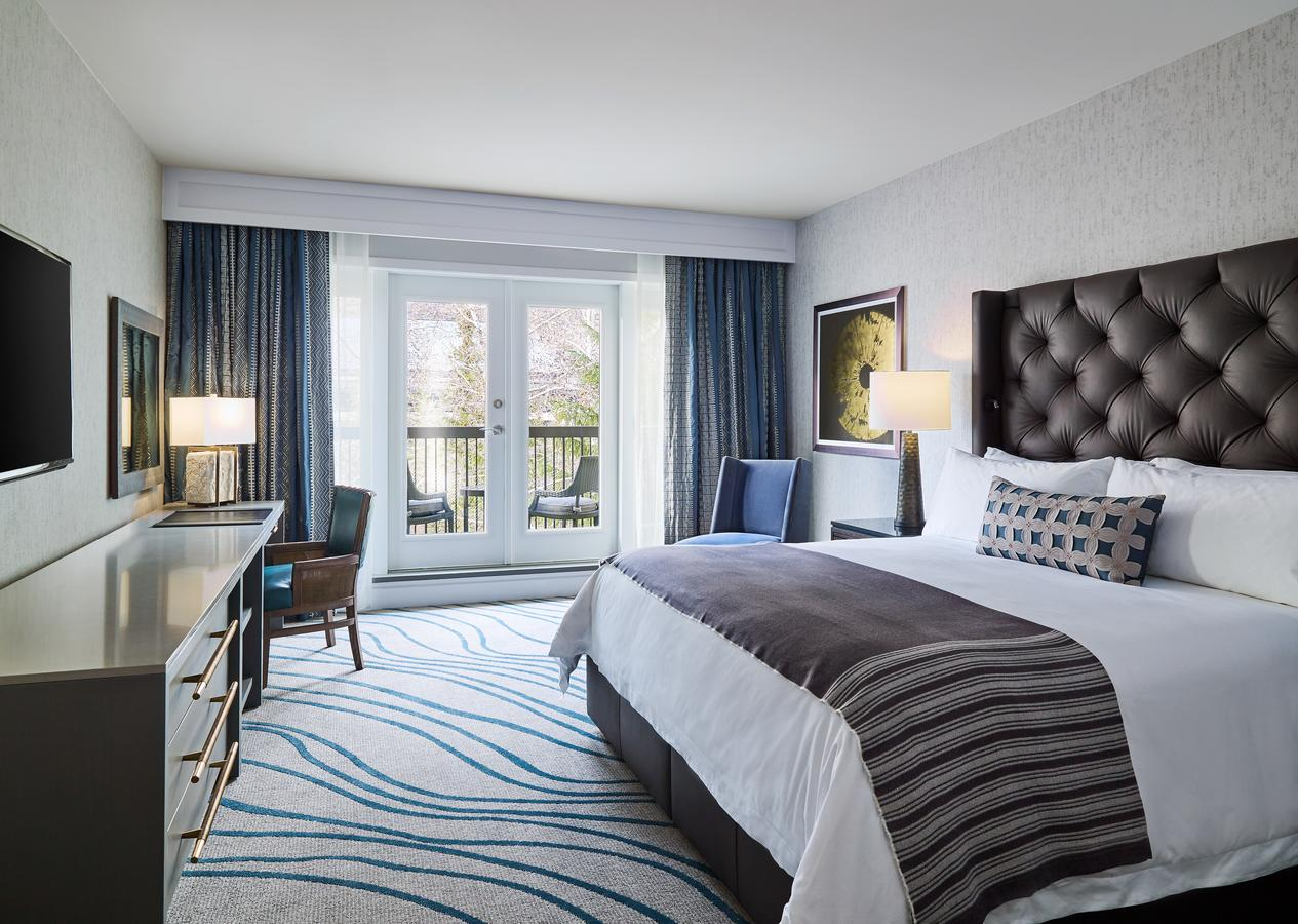 Room at Hotel Talisa Vail.
