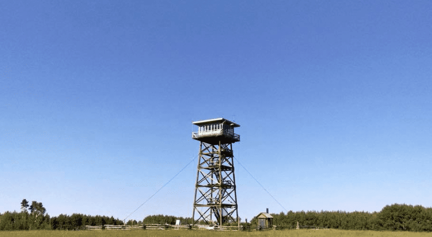 image of jersey jim lookout tower