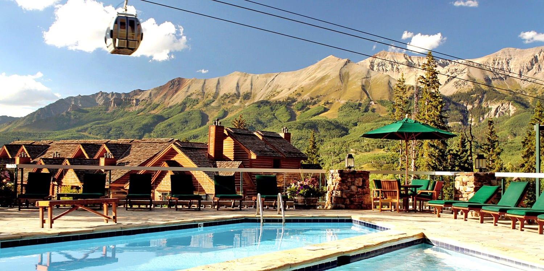 Mountain Lodge At Telluride.