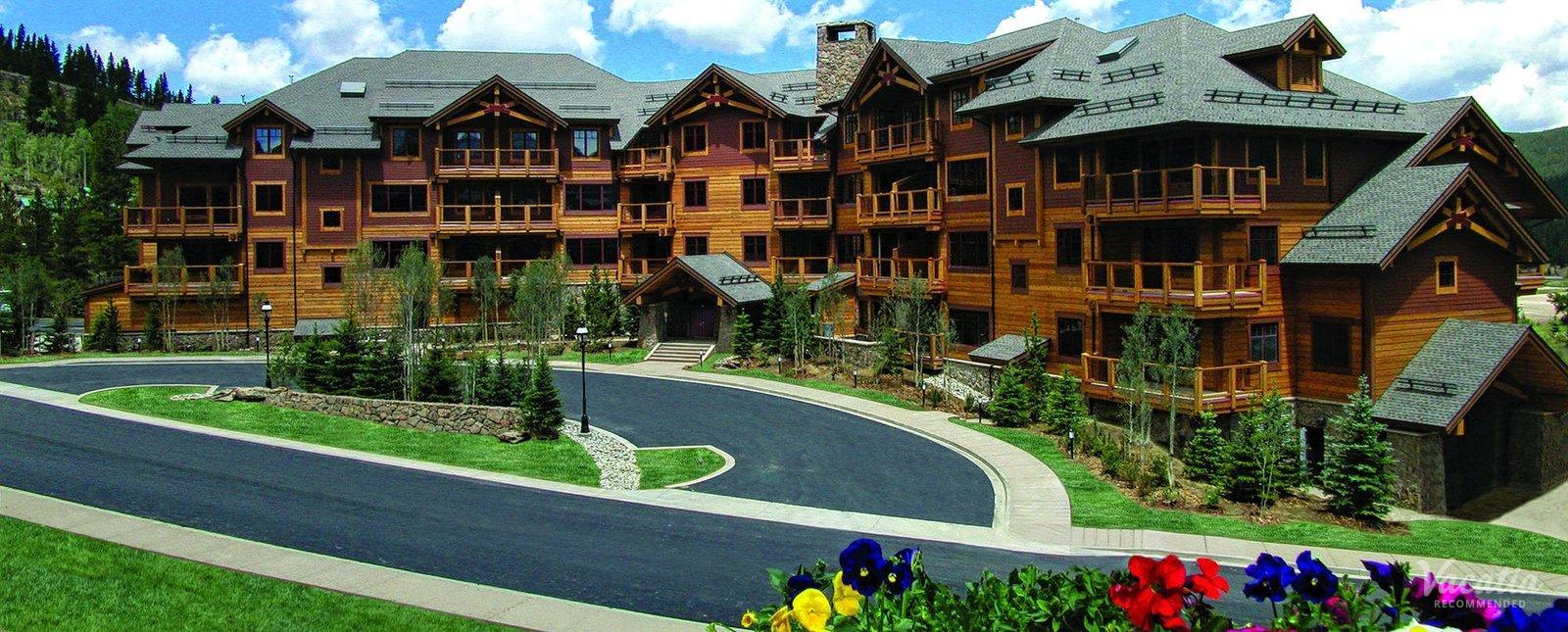 Mountain Thunder Lodge.