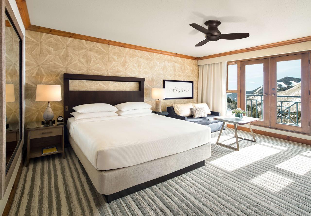 Room at Park Hyatt Beaver Creek Resort.
