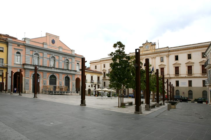 image of Potenza Italy