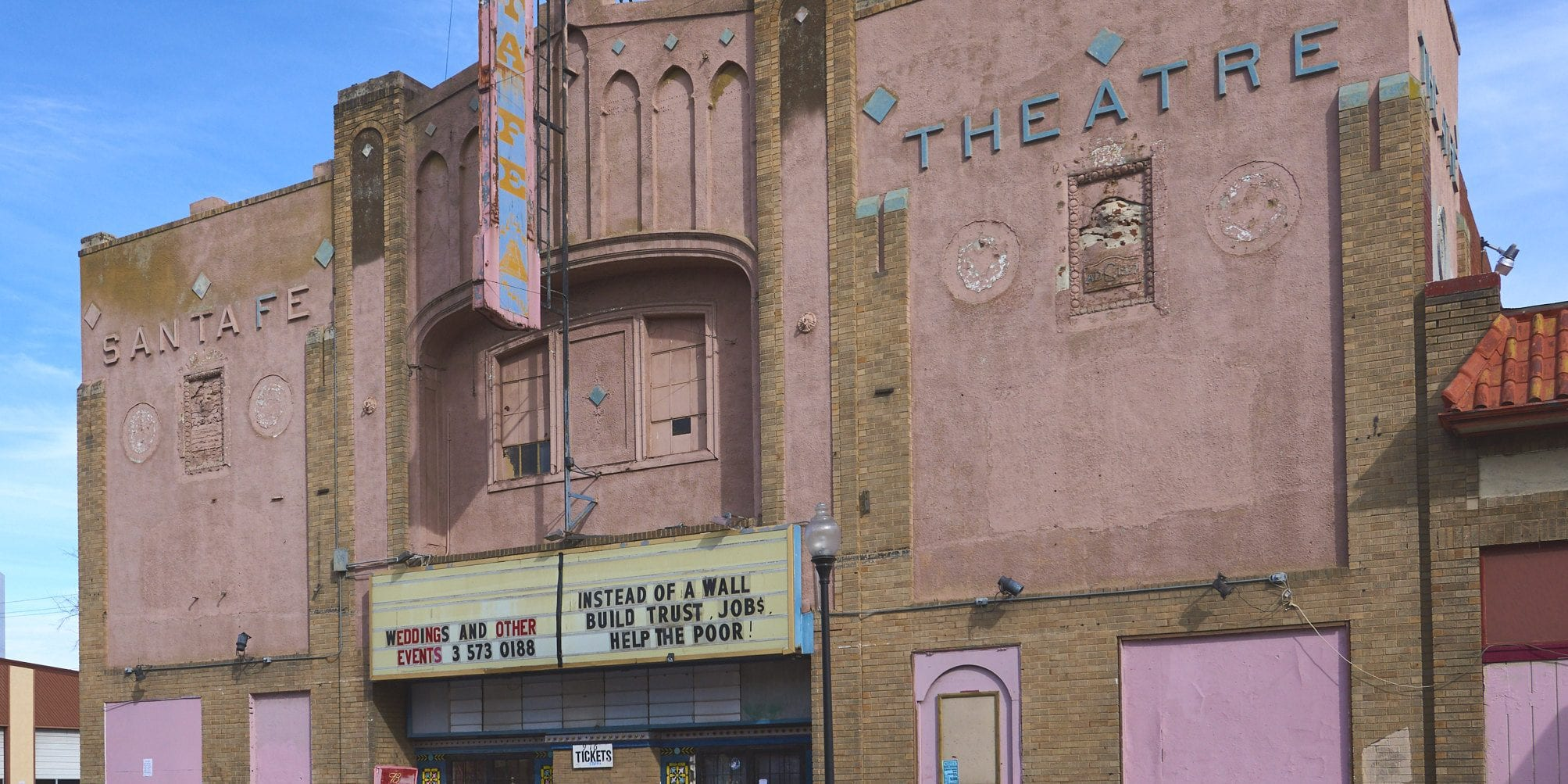 image of Santa Fe Theater in Denver