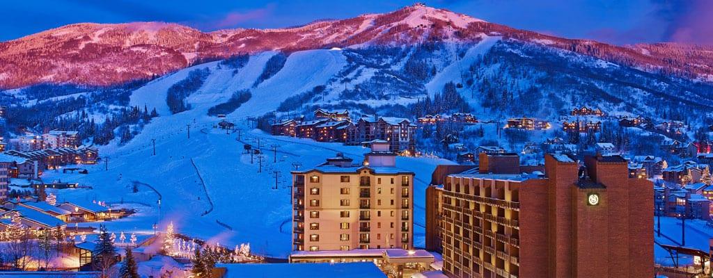 Sheraton Mountain Vista Resort Villas.