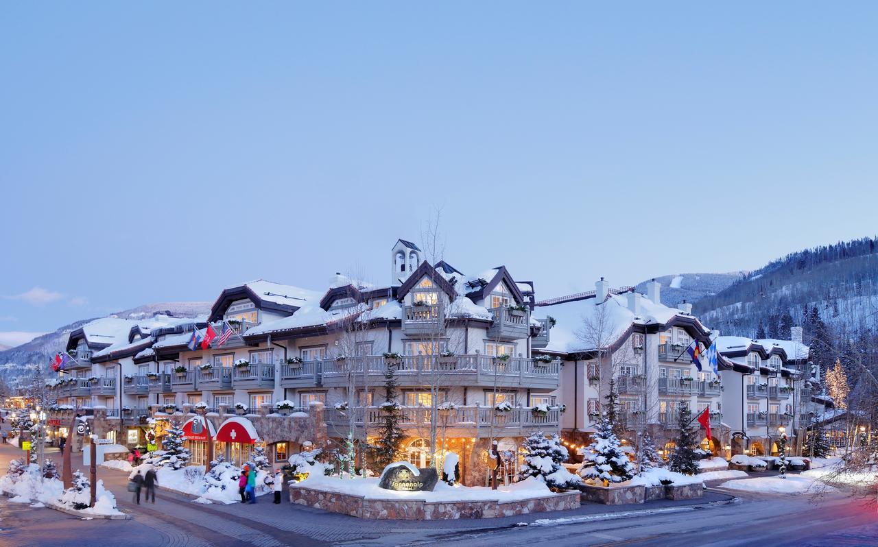 Sonnenalp Resort Of Vail.