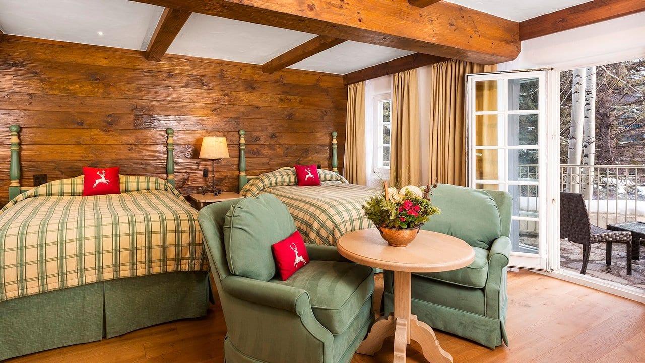 Room at Sonnenalp Resort Of Vail.