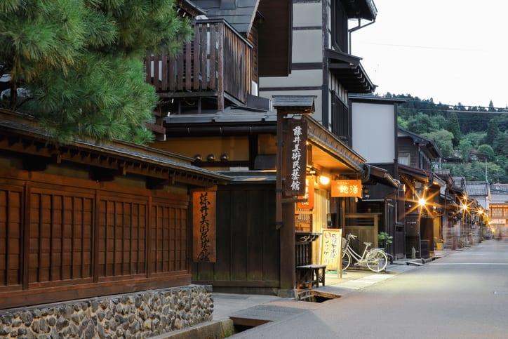 image of Takayama Japan