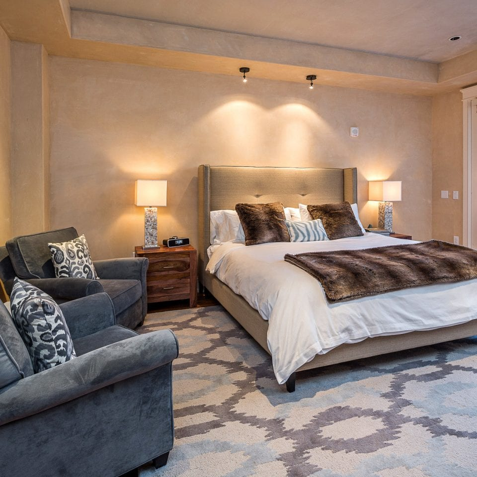 Room at The Auberge Residences At Element 52.