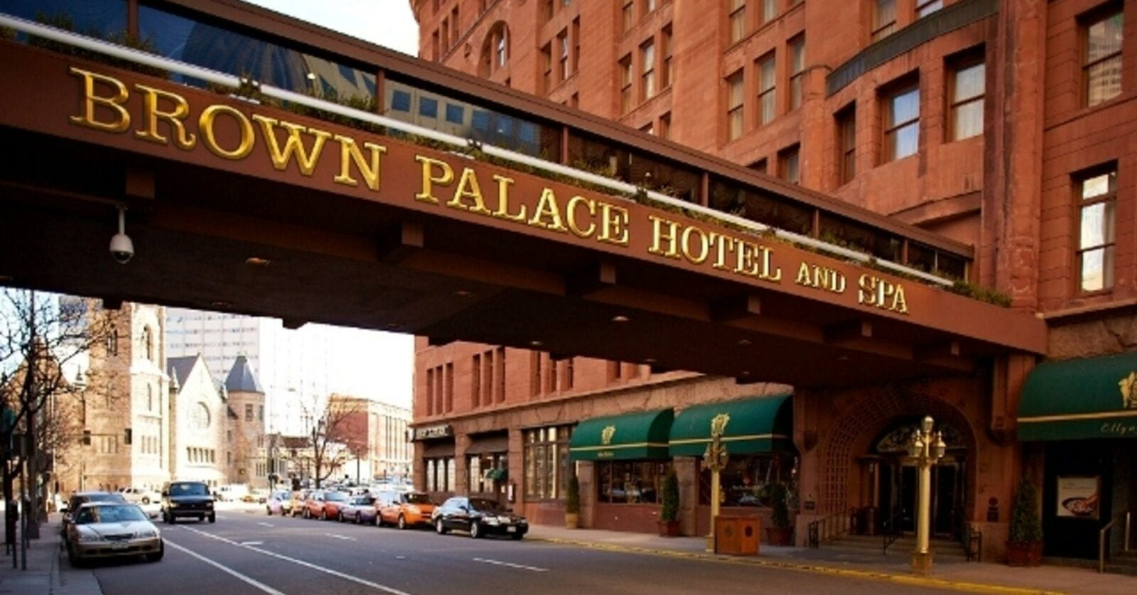 The Brown Palace And Spa Autograph Center.
