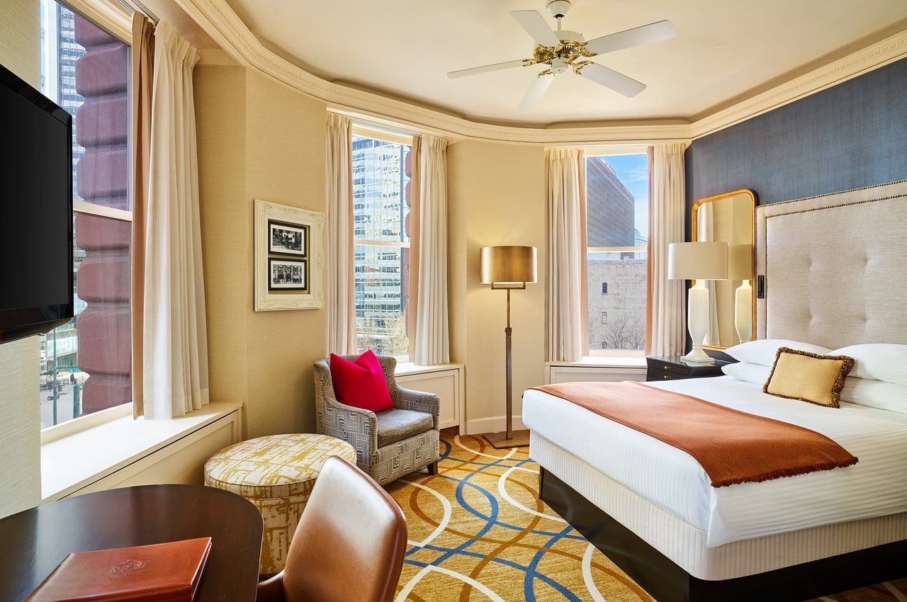 Room at The Brown Palace And Spa Autograph Center.