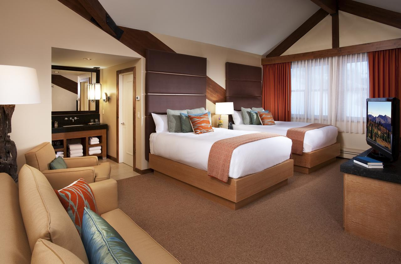 Room at The Osprey at Beaver Creek.