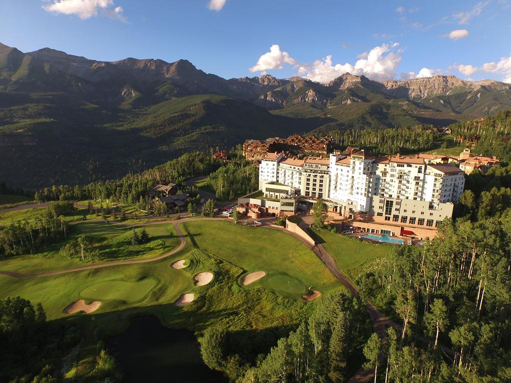 The Peaks Resort And Spa.