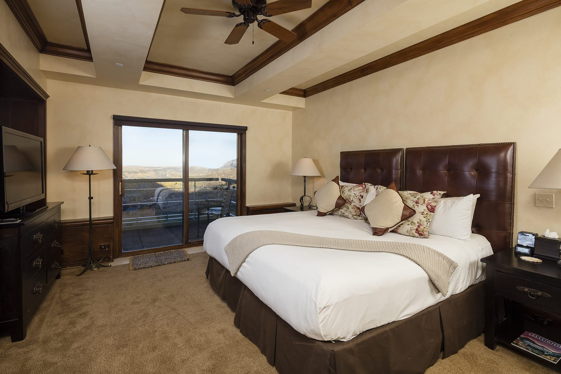 Room at The Peaks Resort And Spa.