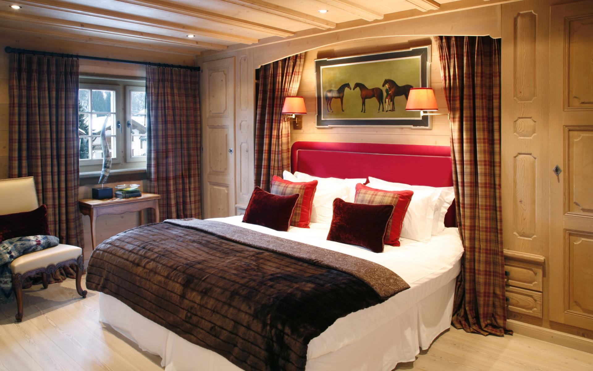 Room at Tivoli Lodge.