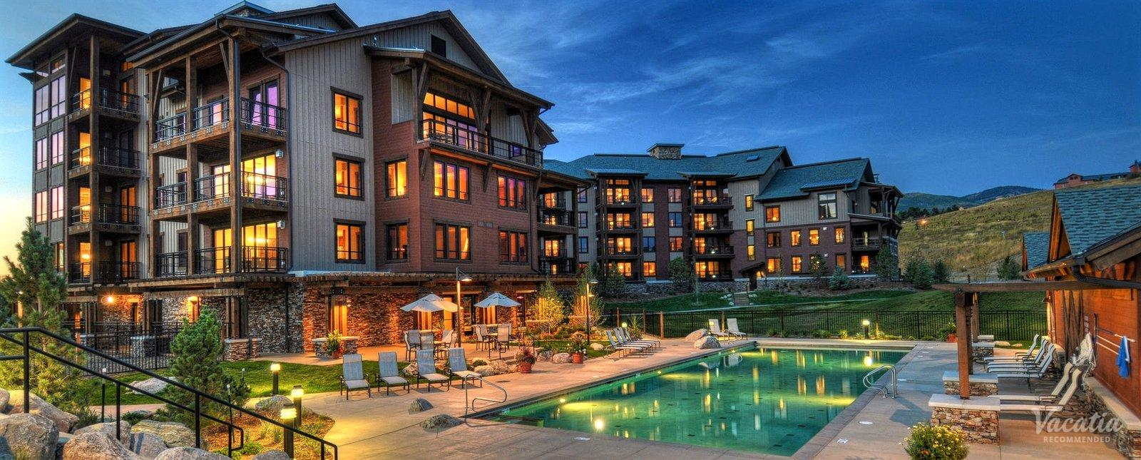 Trailhead Lodge by Steamboat Resorts.