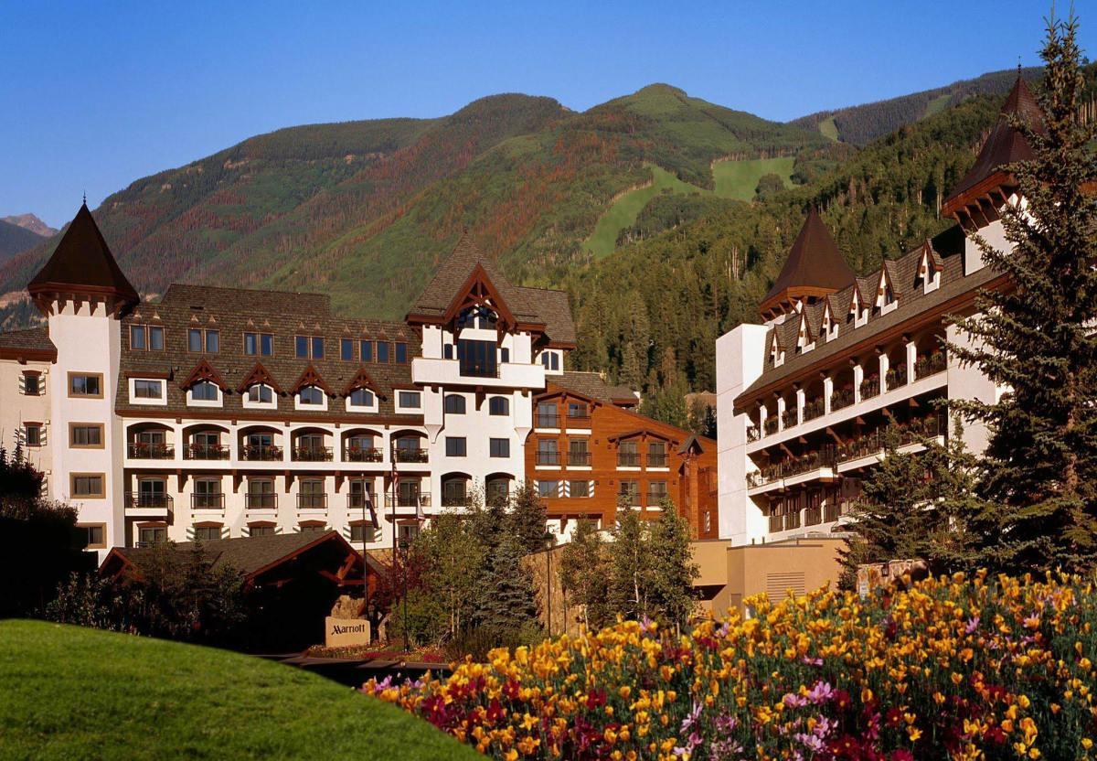 Vail Marriott Mountain Resort.