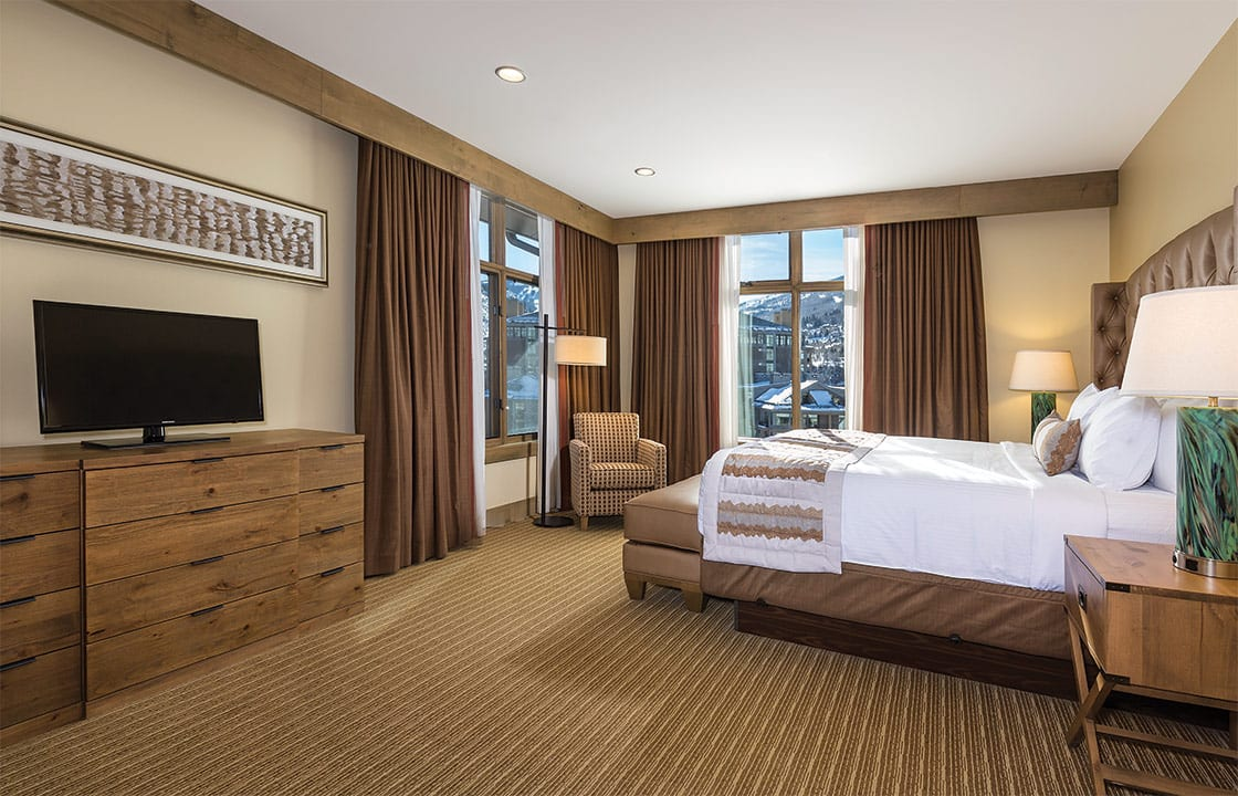 Room at Wyndham Resort at Avon.