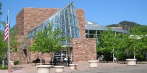 Boulder Main Public Library Colorado